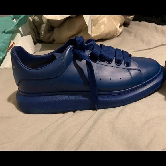 Alexander Mcqueen Mens Sneakers Size
